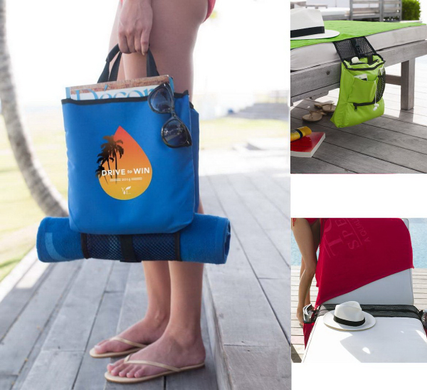 Personalized Saddle Bag Cooler & Tote (TM)