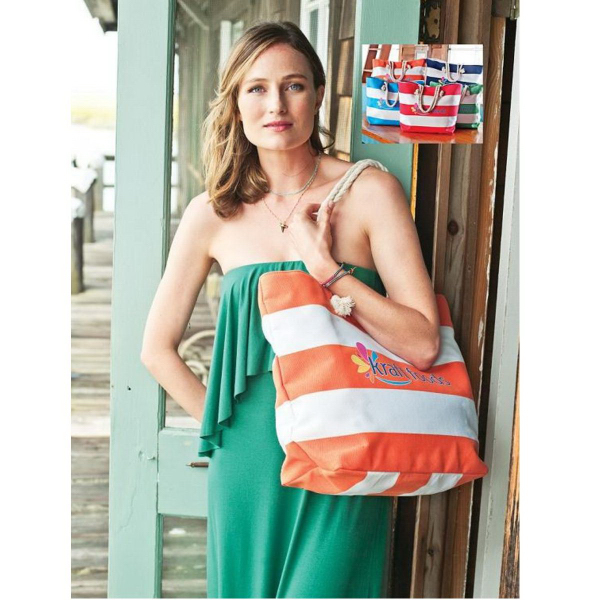 Imprinted Skipper Bag (TM)