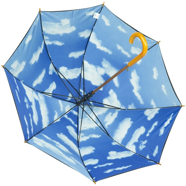 Printed Fashion Sky Umbrella