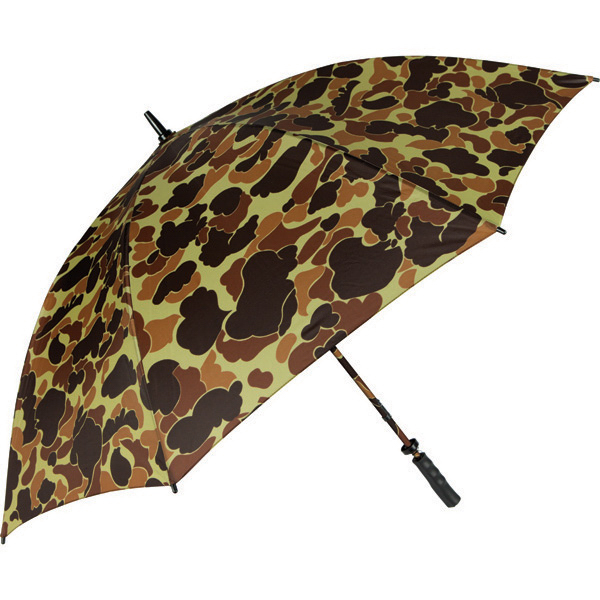 "Custom 62"" Woodland Camo umbrella"