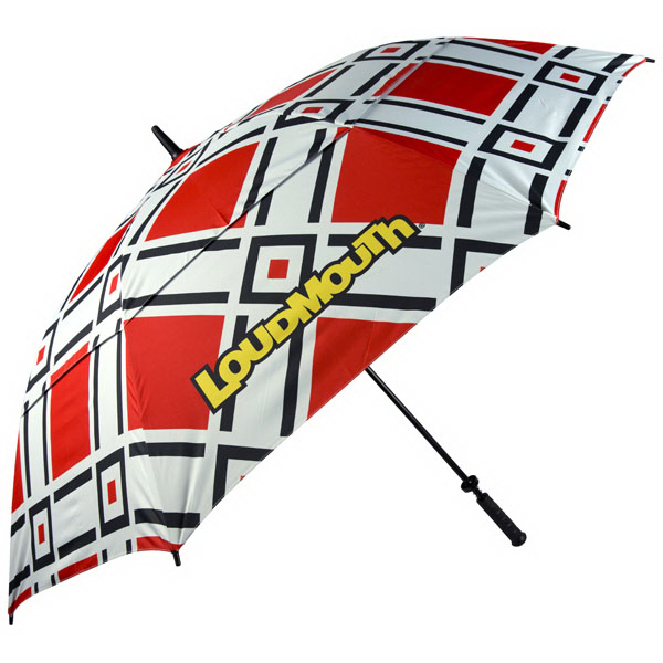 Imprinted Danger umbrella