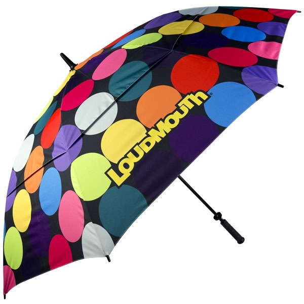 Printed Disco Balls umbrella
