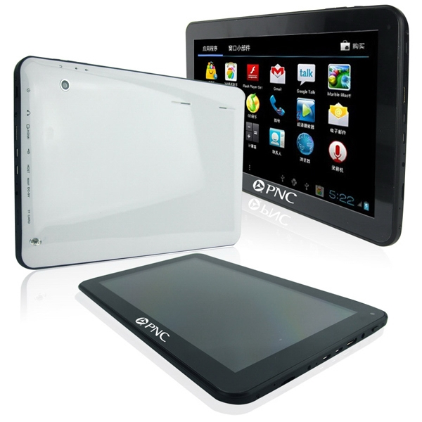 "Promotional 10"" Touchscreen Tablet with Android 4.2"