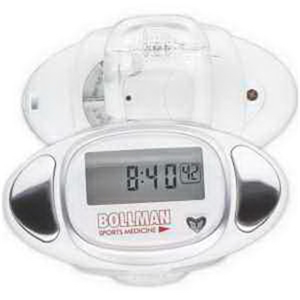 Personalized Pulse Plus 3D Sensor Pedometer