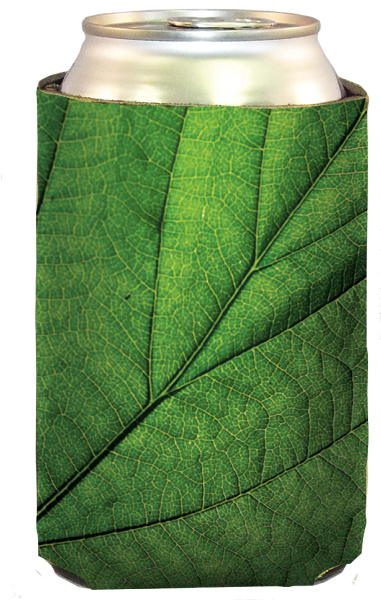 Imprinted Leaf Cool-Apsible