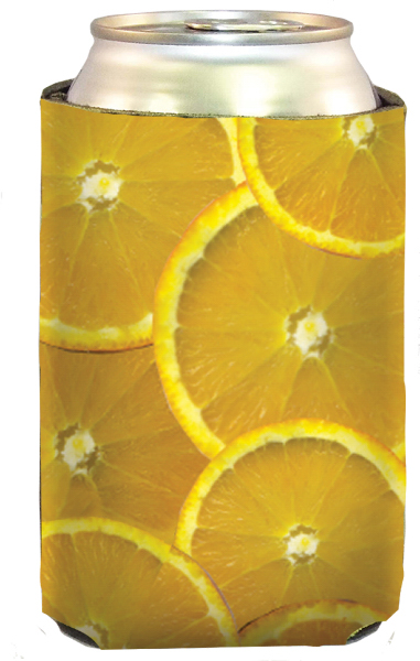 Imprinted Oranges Cool-Apsible