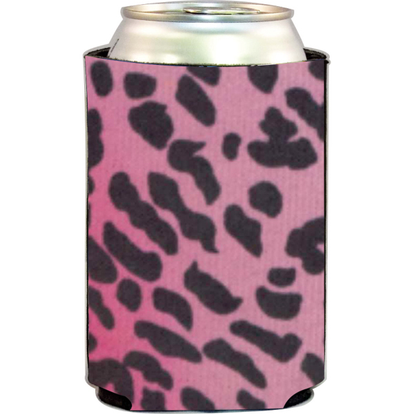 Imprinted Pink Cheetah Cool-Apsible