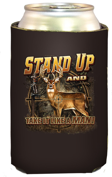Imprinted Stand Up Cool-Apsible