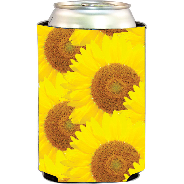 Imprinted Sunflowers Cool-Apsible
