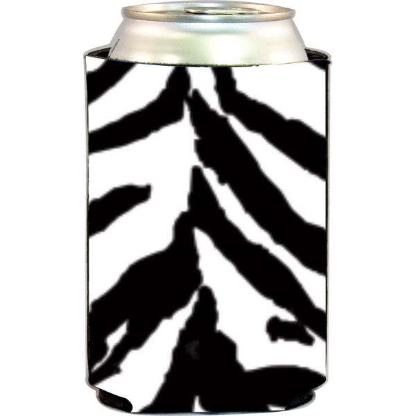 Promotional Zebra Cool-Apsible