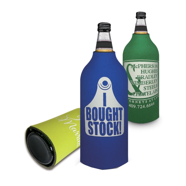 Promotional 40 oz Slip-Over Beverage Sleeve