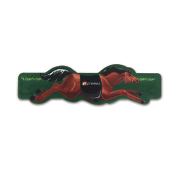 Personalized Horse Shaped Beverage Wrap