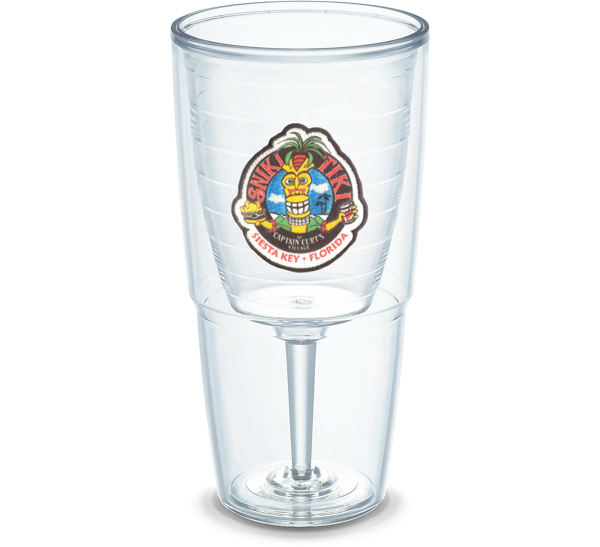 Promotional Tervis Goblet with Embroidered Emblem