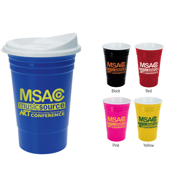 Promotional Party Cup - 18 oz
