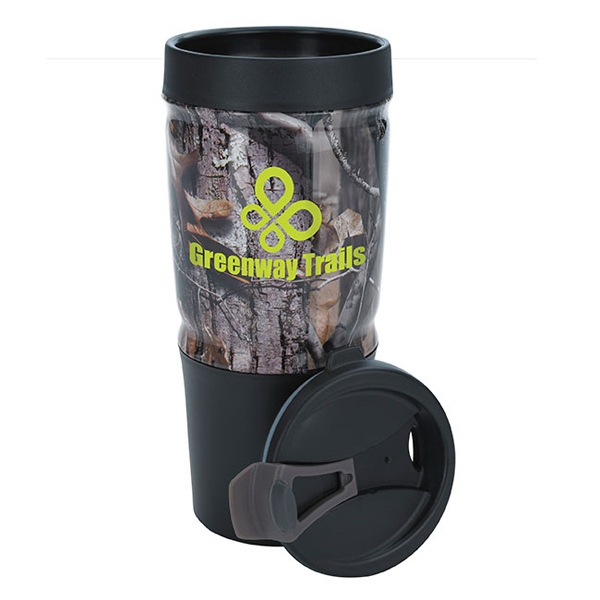 Promotional Bubba (R) Realtree (R) AP tumbler -24 oz