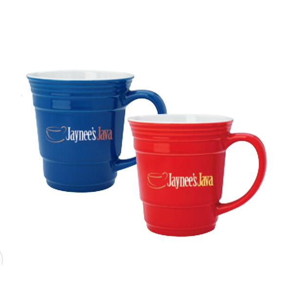 Personalized Champion Mug - 14 oz