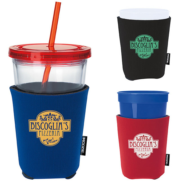 Custom Life's a Party KOOZIE® Cup Kooler