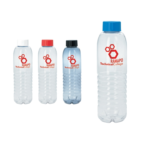 Imprinted Splash Bottle - 30 oz
