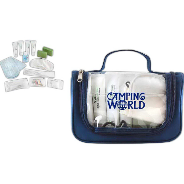 Printed Spa Essentials Amenity Kit