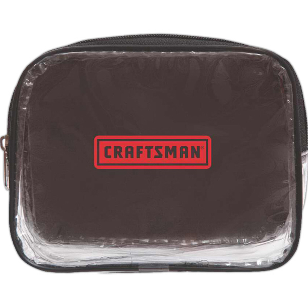 Custom Bridgeport Amenity Bag