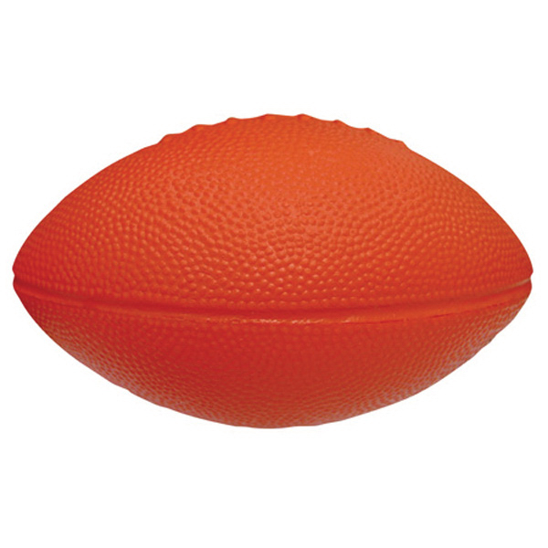 "Personalized 7"" Foam Football (Full color process)"