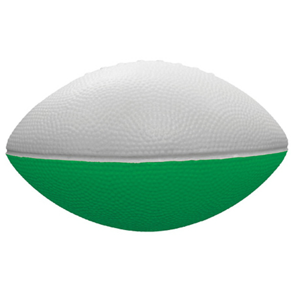 Customized Two-Toned Foam Football (Full color Process)