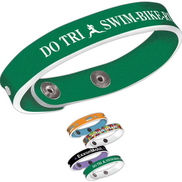 Printed Wristband - Bracelet - Full Color