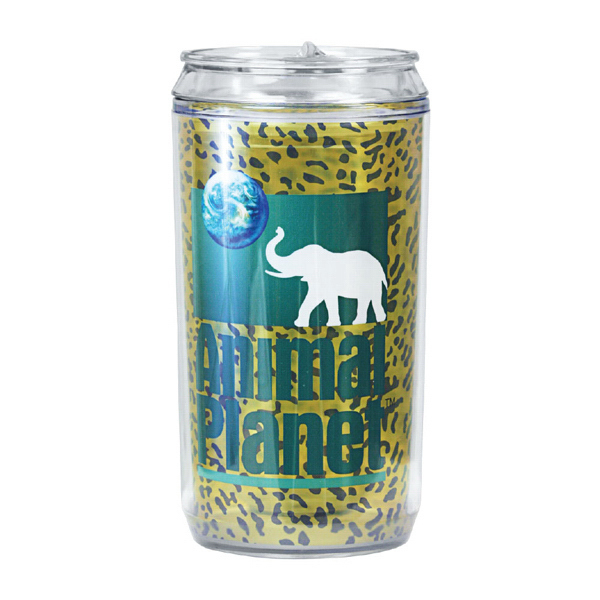 Promotional Novella 11 oz Acrylic Tumbler with Vibraprint