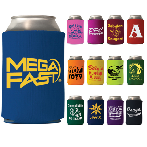 Promotional Collapsible Can Coolie - Mega Special