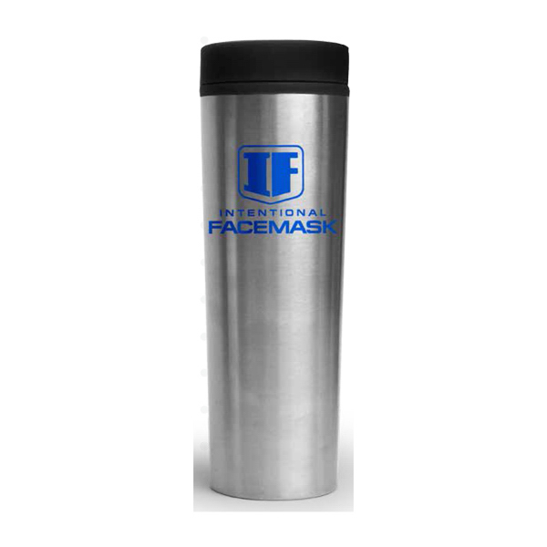 Imprinted 16 oz. Stainless Monterey Travel Tumbler