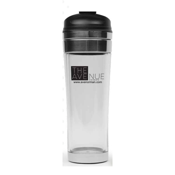 Personalized 16 oz. Volcano Travel Tumbler