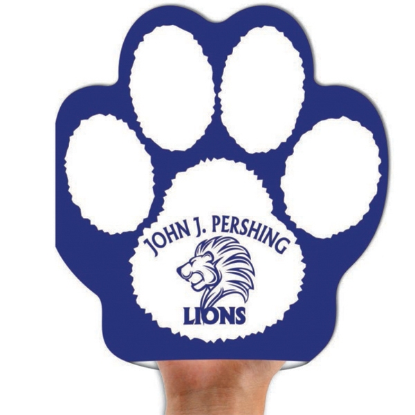 Promotional Paw Rally Hand