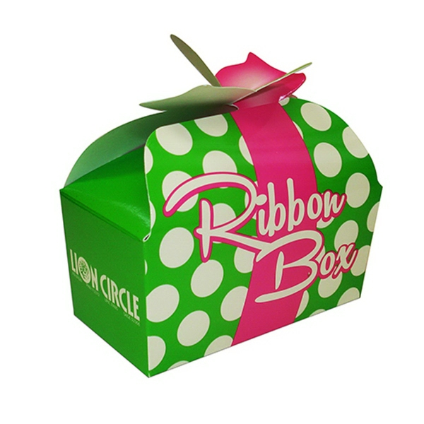 Personalized Ribbon Box