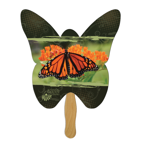 Customized Butterfly fast fan