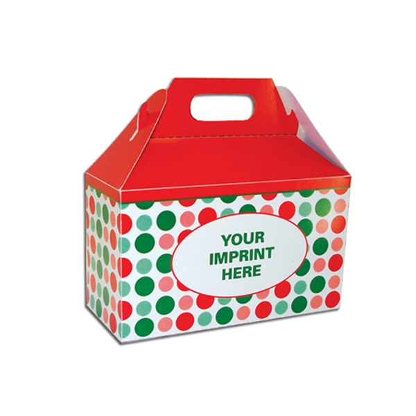 Customized Holiday Mini Candy Box