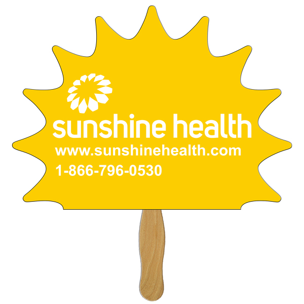 Customized Sun fan