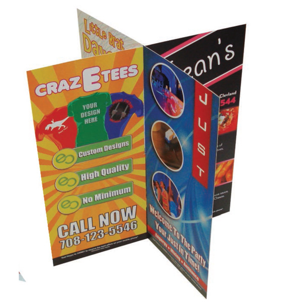 Personalized Table Tent
