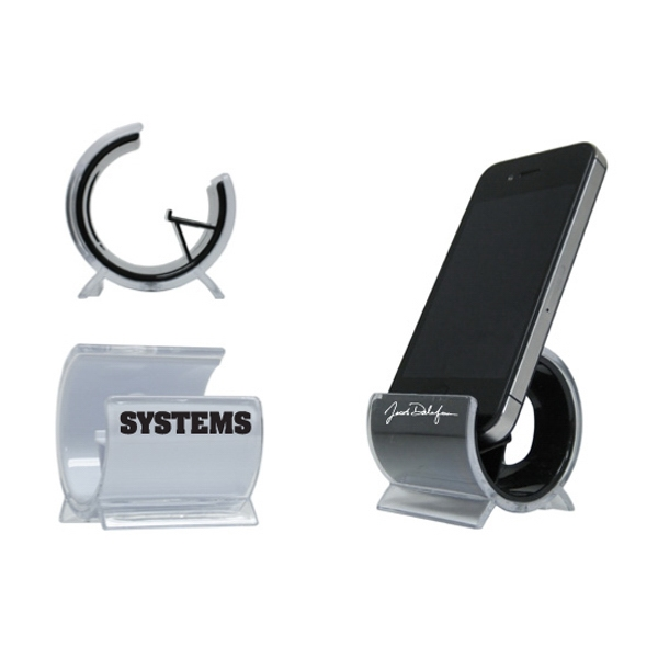 Imprinted Round Cell Stand