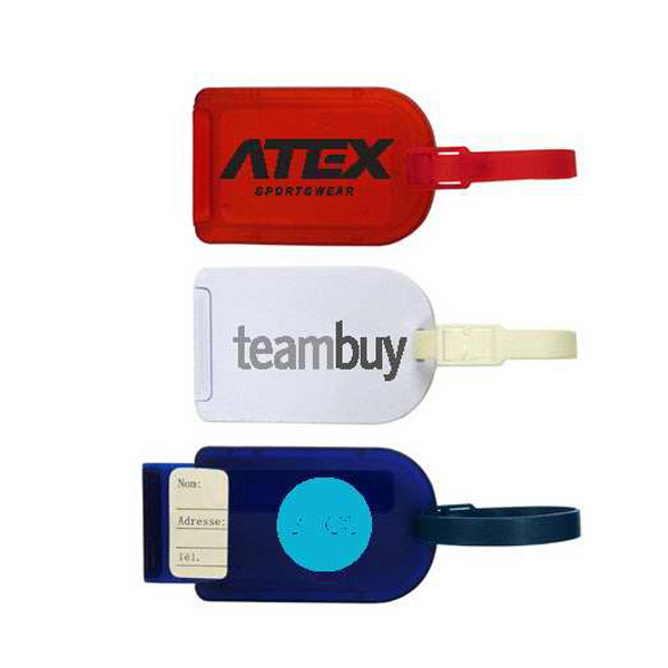 Promotional Sliding Luggage Tag