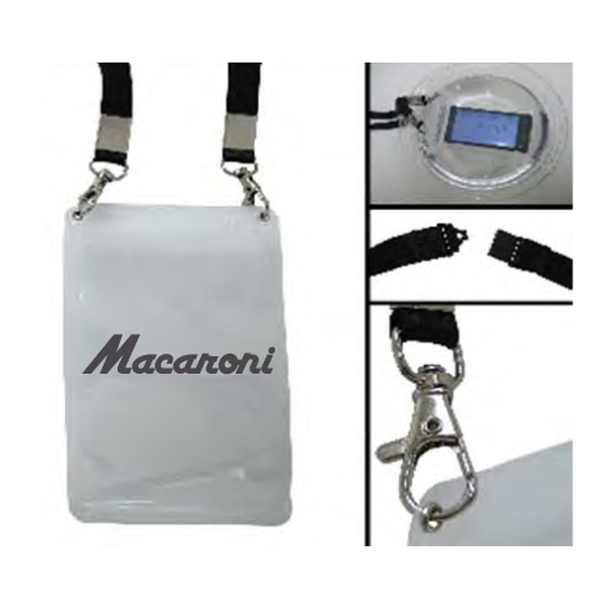 Promotional Water-Resistant Cell Phone Bag