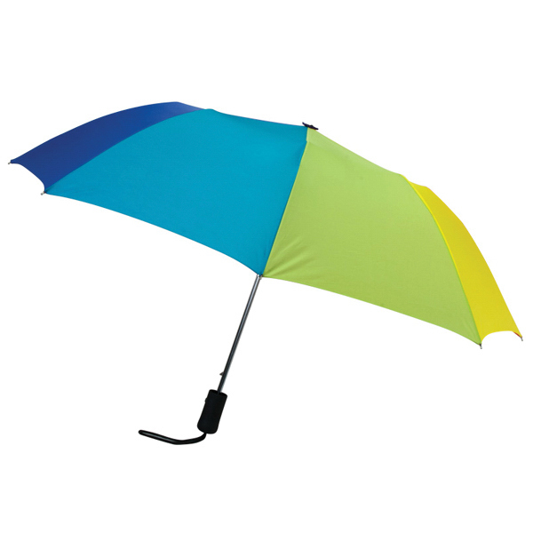 Custom Star Rainbow Folding Umbrella With Automatic Open