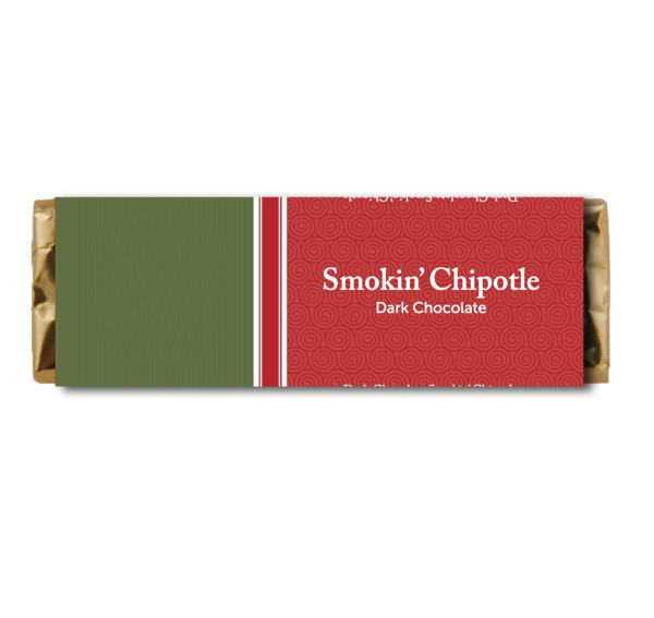Promotional Chocolate Candy Bar Chipotle Flavor - Candy Bar