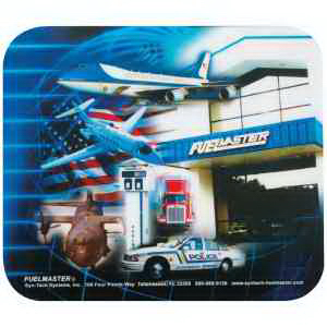 Promotional Full color hard surface mouse pad