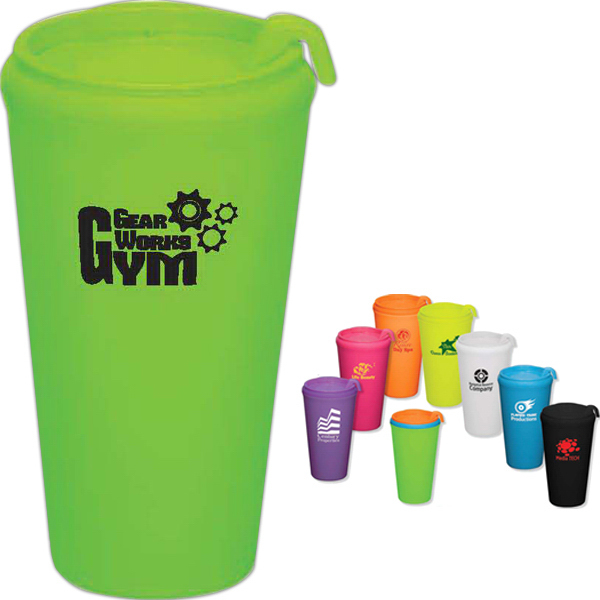 Printed Mix and Match Infinity Double Wall Tumbler - 16oz