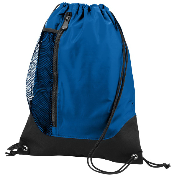 Promotional Tres Drawstring Backpack