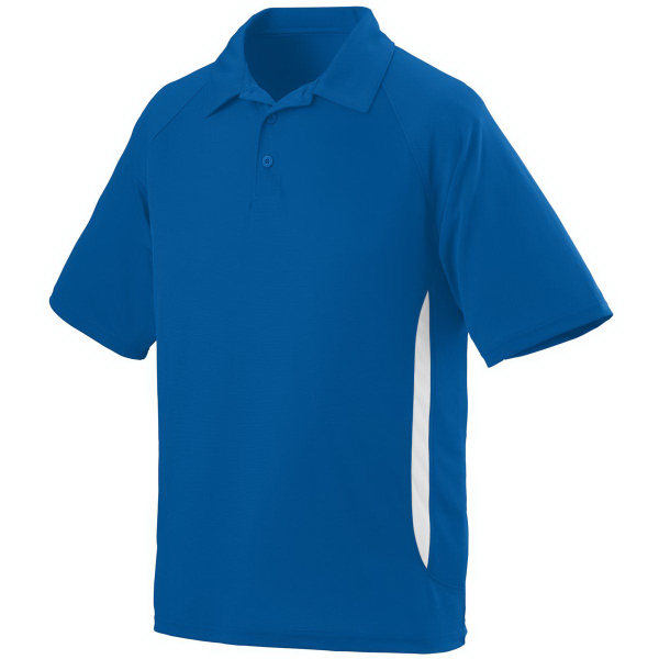 Imprinted Adult Mission Sport Shirt