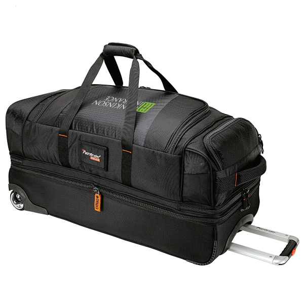 "Customized Pathfinder 32"" Rolling Duffel"