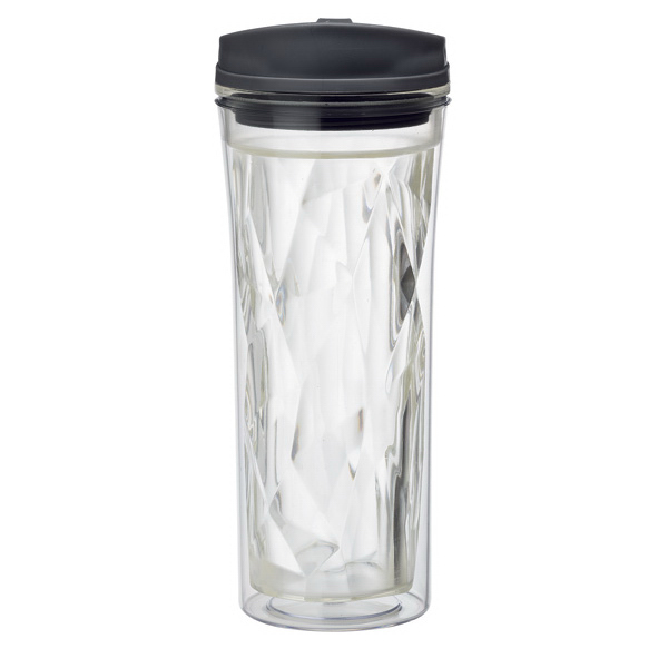 Personalized 16 oz Double Wall PP Tumbler