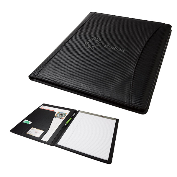 Imprinted Letter size folio