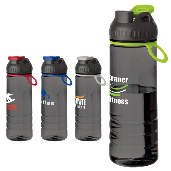 Imprinted 24 oz Tritan (TM) water bottle